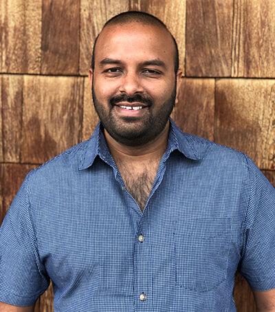 Daniel Jeevan Rajamani Senior Web Developer Creative Marketing